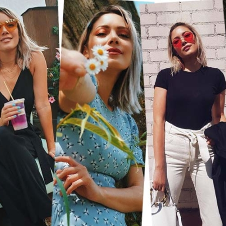 Influencerin Funnypilgrim über Fashion, Beauty & Food