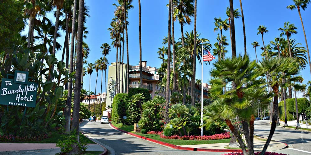 Los Angeles: Die Top 34 Hotels in Beverly Hills, Hollywood & Co.