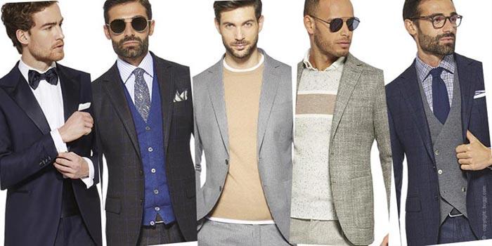 Männeroutfits: Kleidung für den Mann - Trends & Tipps