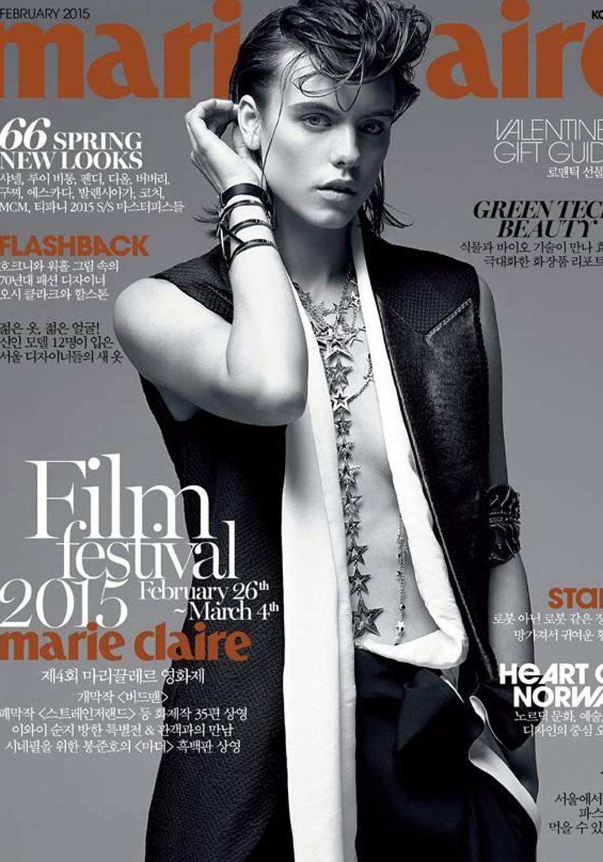 corinna-ingenleuf-model-interview-magazin-Marie-Claire-Korea-Satoshi-Saikusa