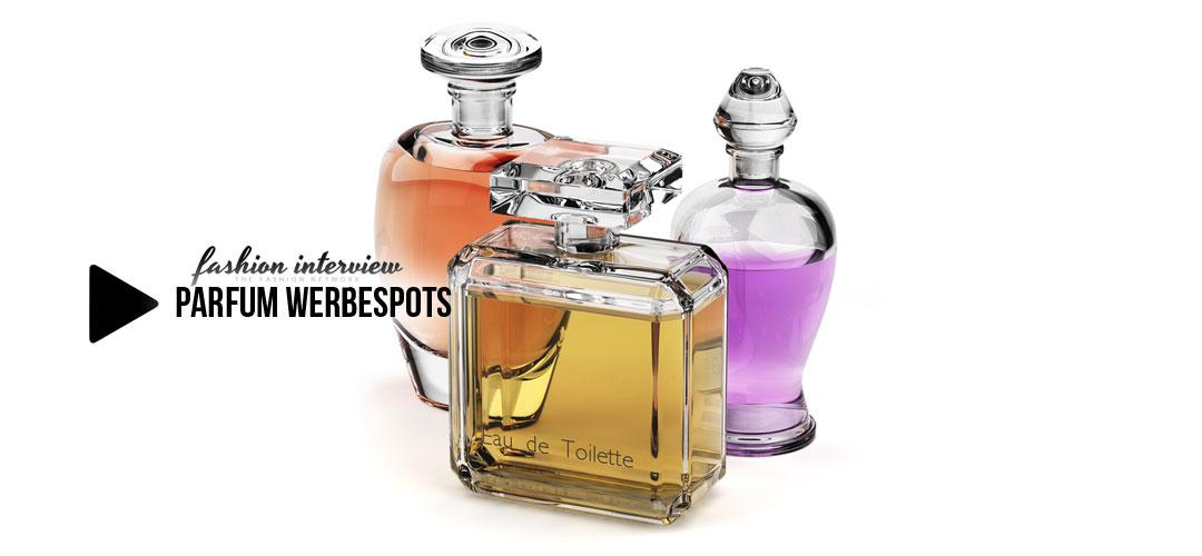Die besten TV Werbespots & Videos: Parfum & Eau de Cologne - Top Liste