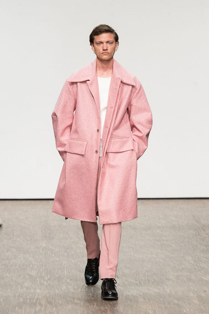 Ivanman - Herrenmode Frühjahr/Sommer 2017 (Berlin Fashion Week)