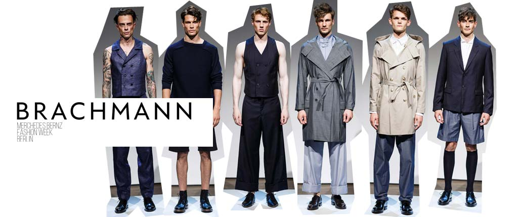 brachmann mode f r m nner modenschau berlin fashion week ss17 fiv magazine fashion. Black Bedroom Furniture Sets. Home Design Ideas