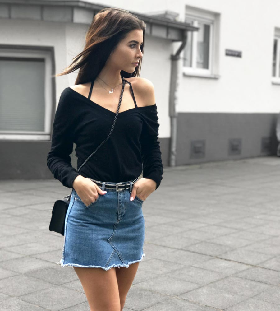 Summer Outfit Special   Trend Look Denim   FIV   Magazine