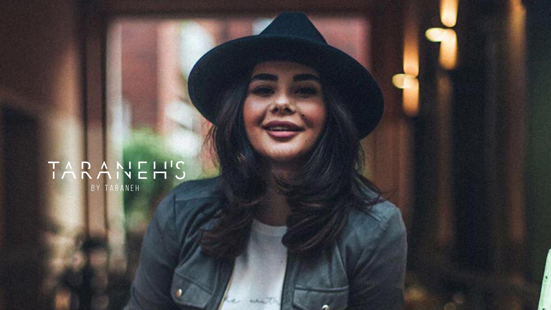 Taraneh - Instagram Star und Modeschöpferin