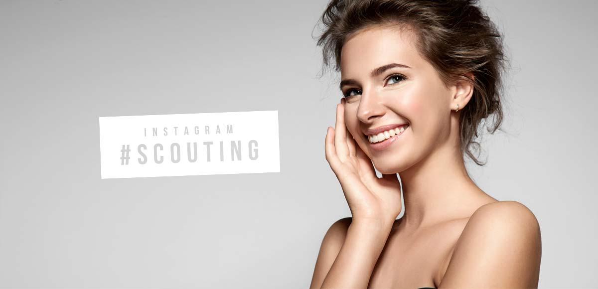 Model werden mit Instagram! Die top #hashtags für Scouting
