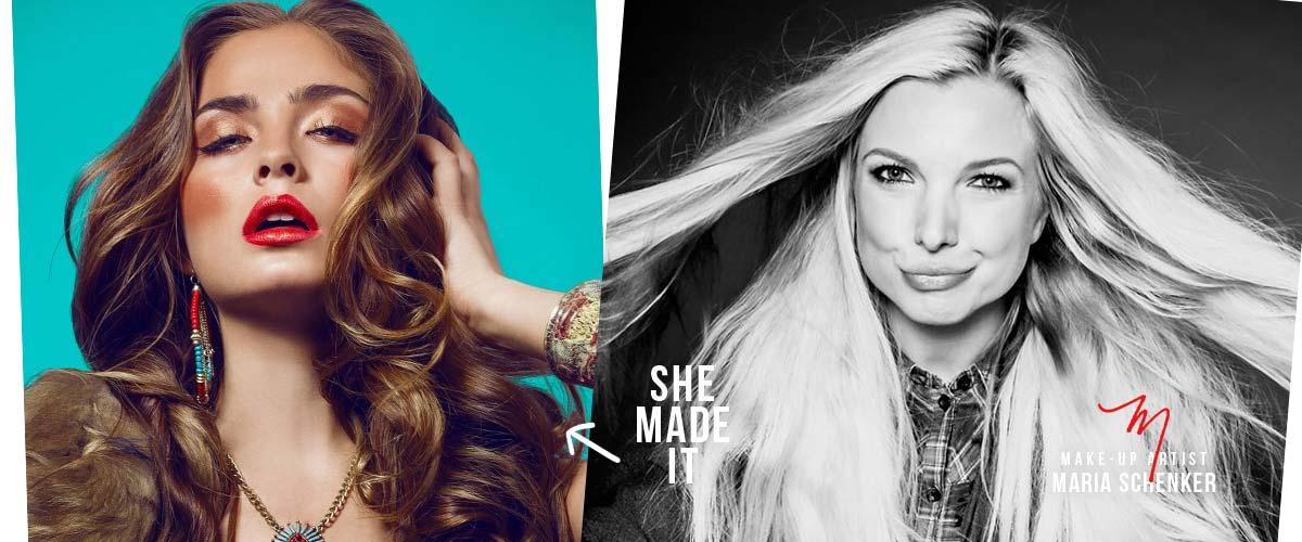 Beauty Tipps und Tricks zum Thema Models werden mit Hair Stylist & MUA Maria!
