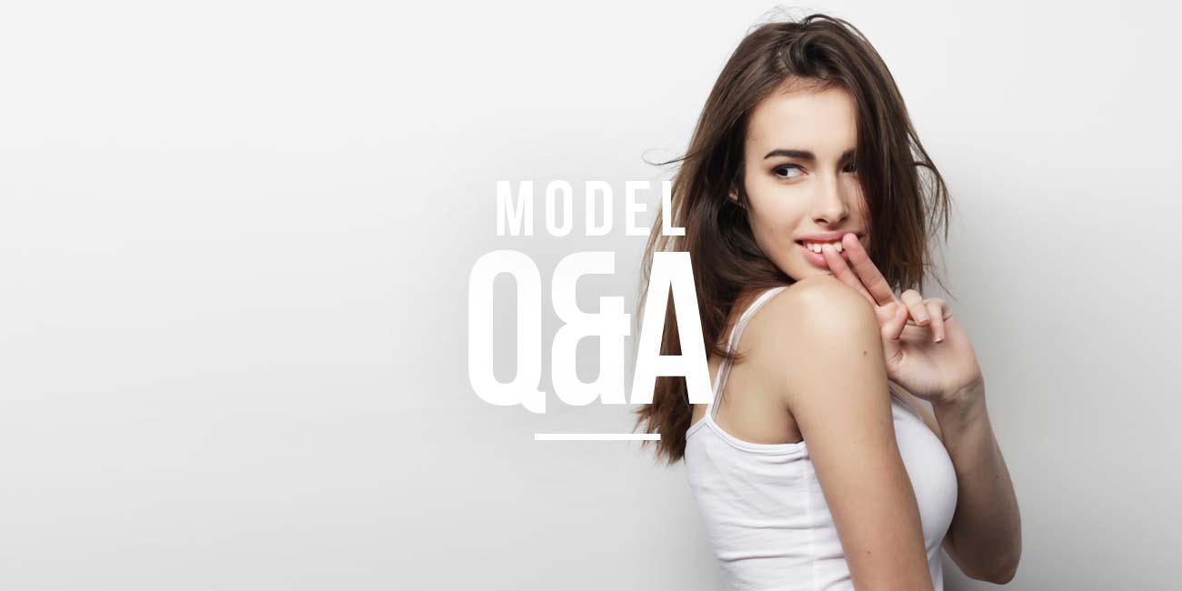 Modeln! Q&A zum Thema Model werden: Das musst du wissen!