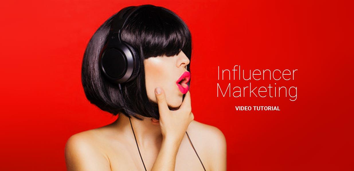 Influencer Marketing Videokurs: Definition, Kampagnenplanung, Analyse und Monitoring