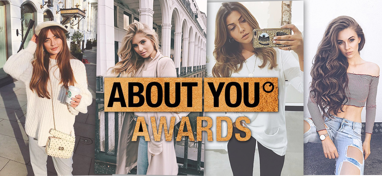 About You Awards: Das größte Influencer Event Deutschlands + BACKSTAGE VIDEO
