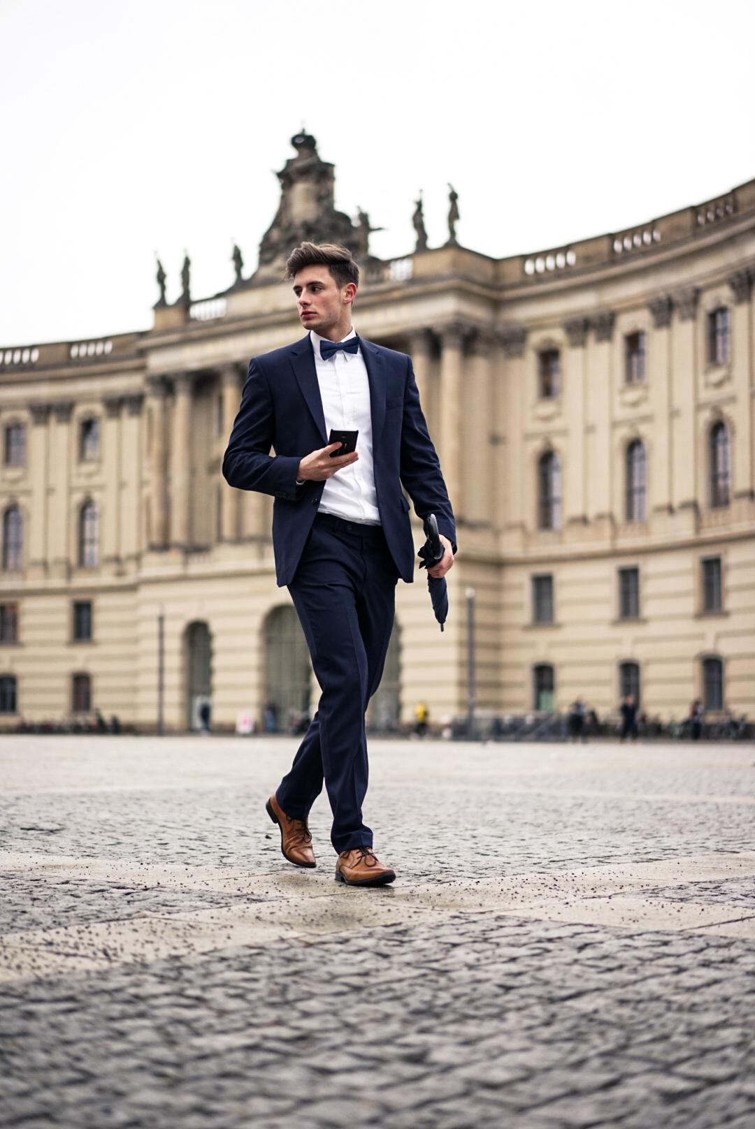 Fabian arnold ber seine traumfrau zukunftspl ne und for Fashion jobs berlin