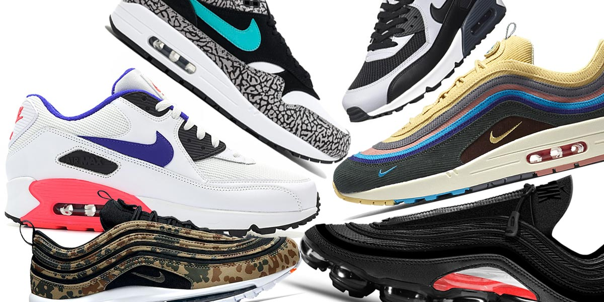 Air Max Day 2018 - Sneaker Design Workshops von Nike