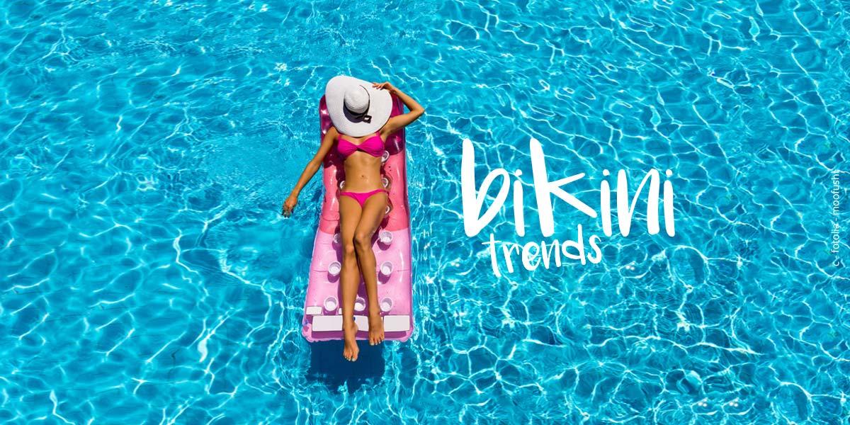 Die Bikini Trends 2018 – Das sind die Strand-Highlights in diesem Jahr