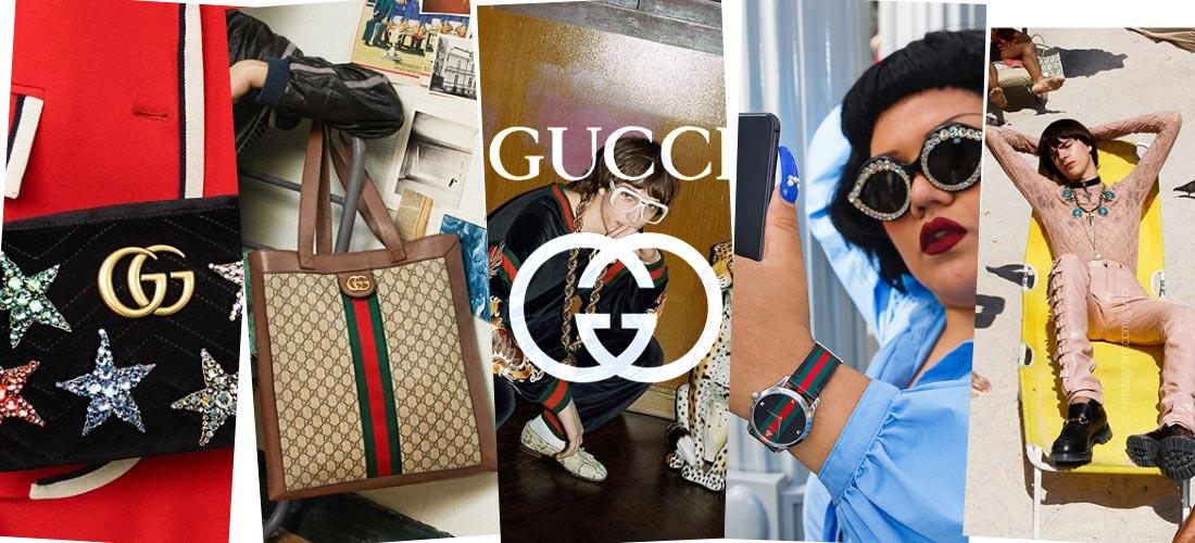 Gucci: Schuhe, Gürtel & Tasche - Luxuriöse Accessoires für Damen und Herren