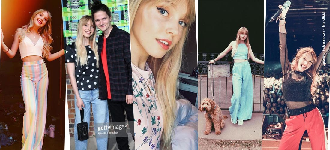 Lina Larissa Strahl: Musik Star, Schauspielerin, Influencer, Multi Talent!