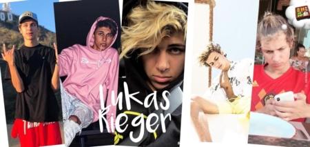 Lukas Rieger - der Sänger, Social Media Star und Mädchenschwarm geht auf Tour