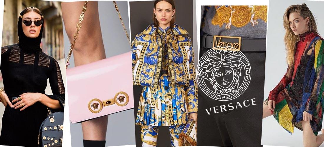 Versace: Das Luxuslabel von Gianni und Donatella