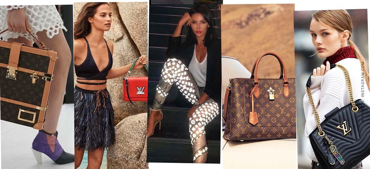 Louis Vuitton: Taschen, Schuhe & Fashion - Die französische Luxusmarke