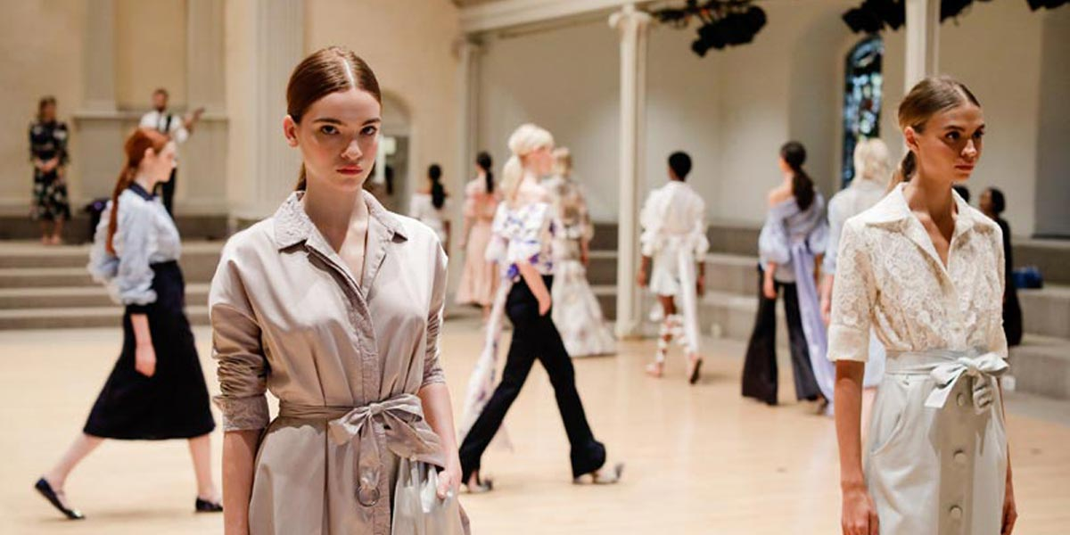Mode aus Korea: Yuna Yang auf der New York Fashion Week