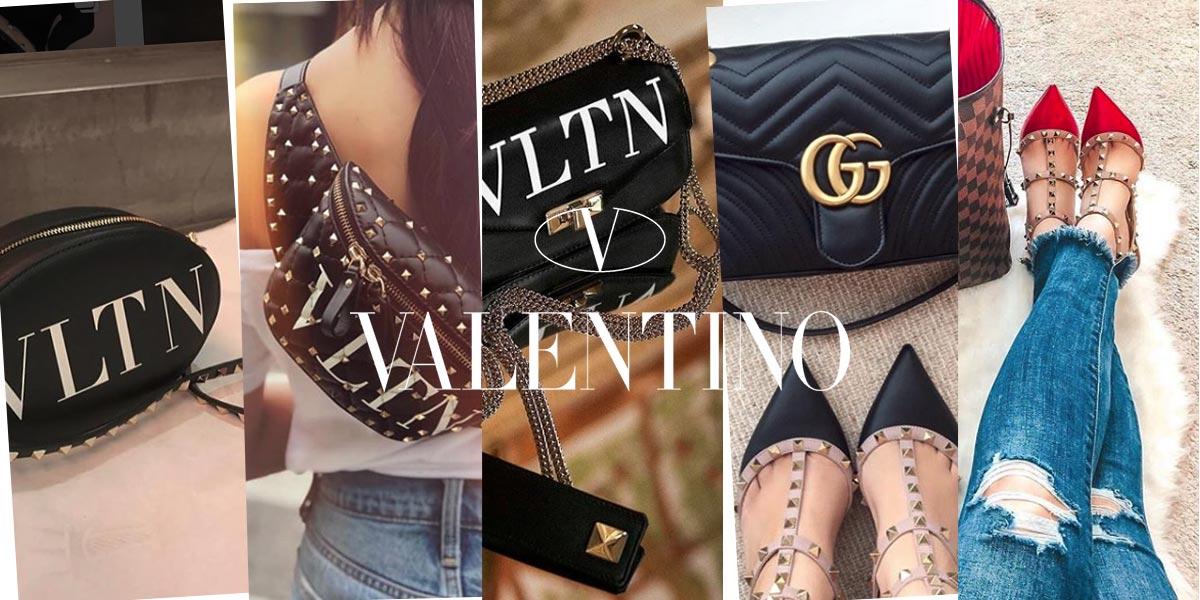 Valentino: Tasche, Schuhe & Accessoires - Das Italienischen Luxuslabel