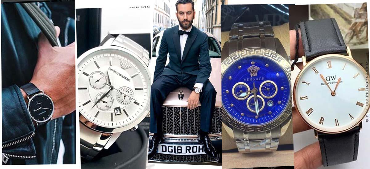 Herren Uhren  - Der Fashion Trend für den Mann