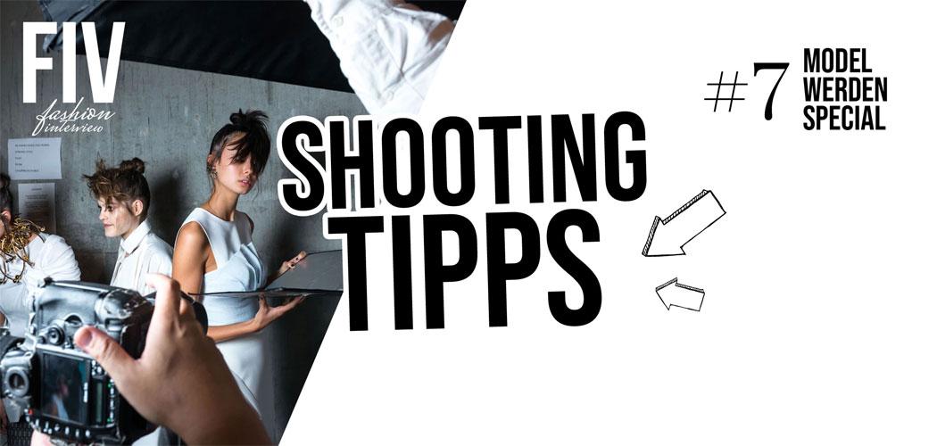 Shooting Tipps vom Modefotograf: Verhalten am Set - Model werden Special #7