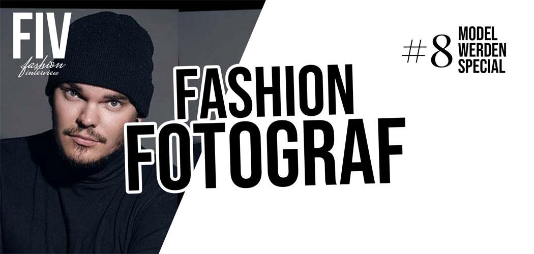 Interview Mode Fotograf Oliver Rudolph - Model werden Special #8