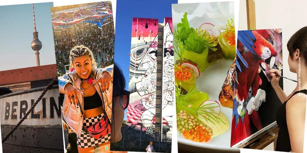 Großstadt Berlin - Events, Veranstaltungen & Festivals