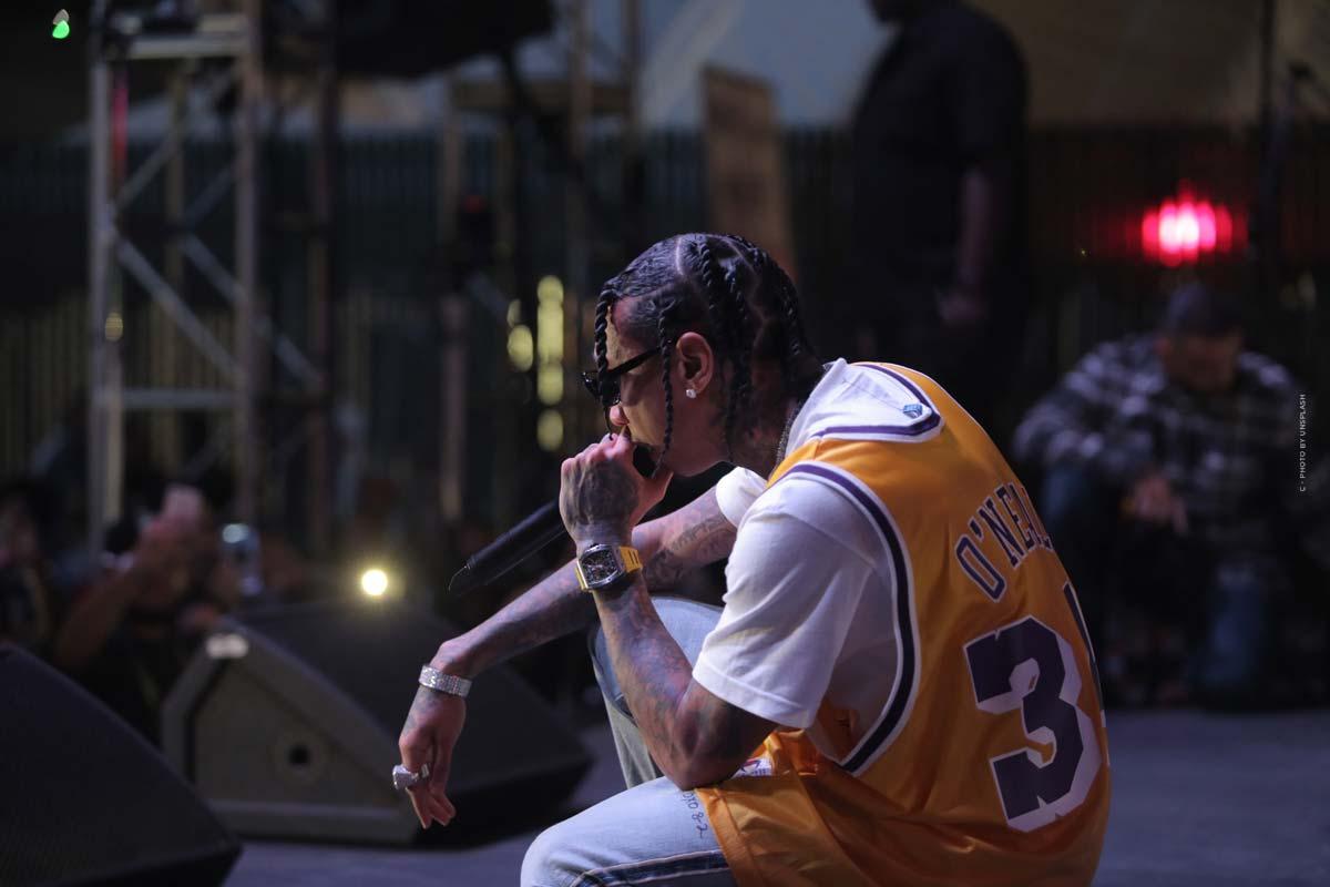 Tyga  - US-amerikanischer Rapper mit internationalen Erfolg