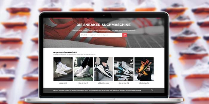 Sneaker Onlineshop: Schuhe online shoppen