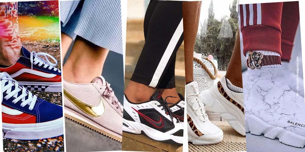 Schuhe online shoppen: Trends für Frauen und Männer 2019