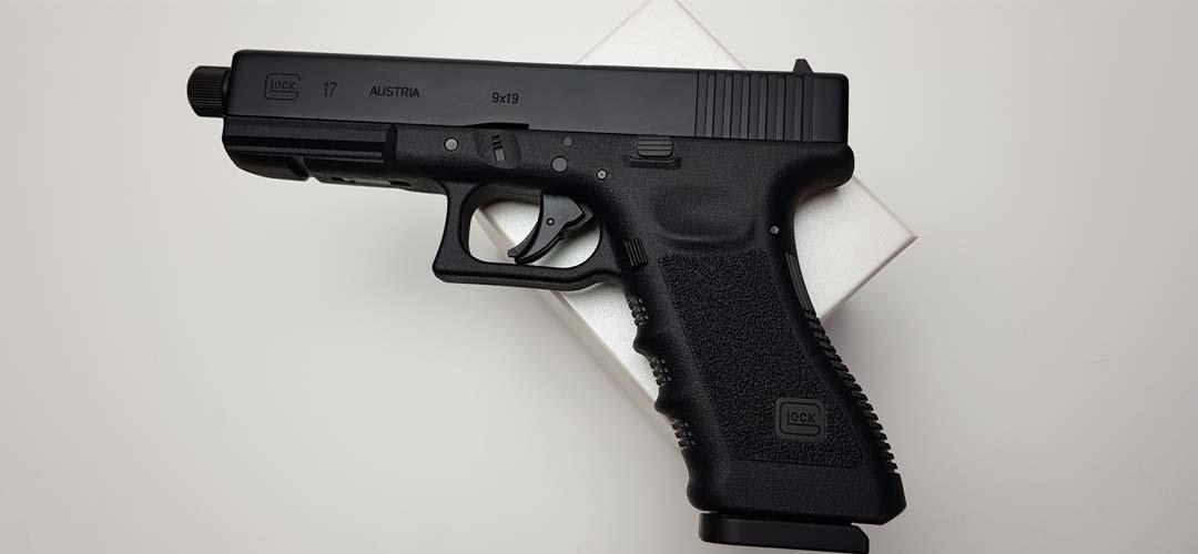 Glock 17 Blowback CO2 Pistole kaufen - Erfahrungen und Schusstest