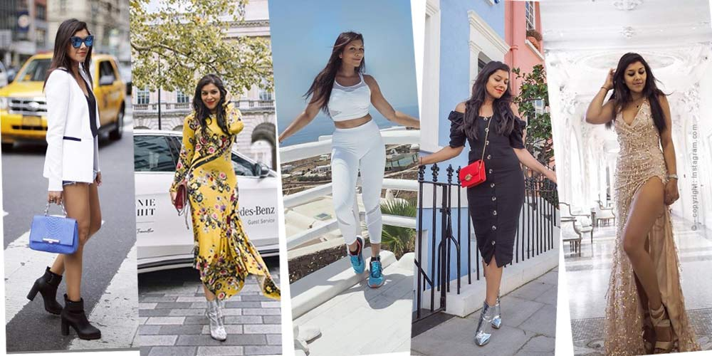 Bonnie Rakhit: Mode & Reisen aus London - Top 25 Influencer in UK