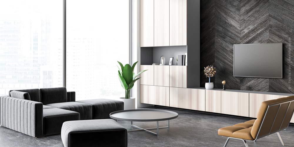 Trends: Einrichtungsstile - Farben, Dekoration & Designs