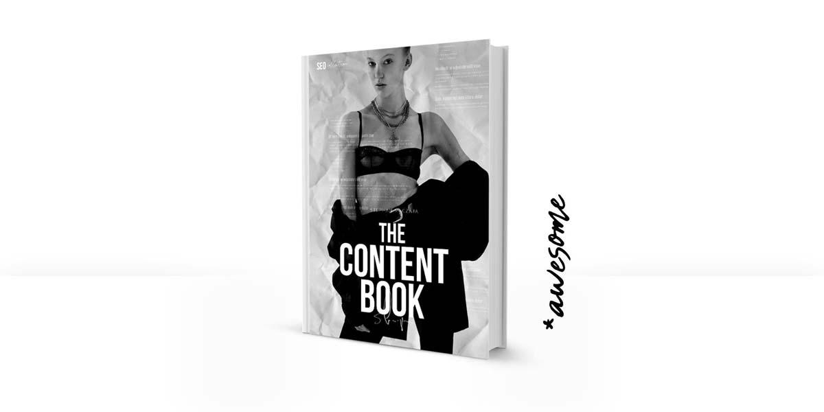 The Content Book: Gute SEO Texte schreiben - Buch Empfehlung