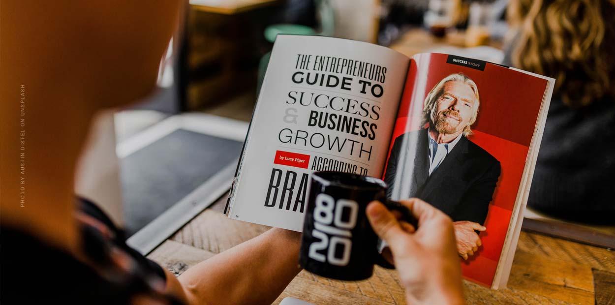 Geld verdienen: Lernen von den Besten - Top 5 Unternehmer