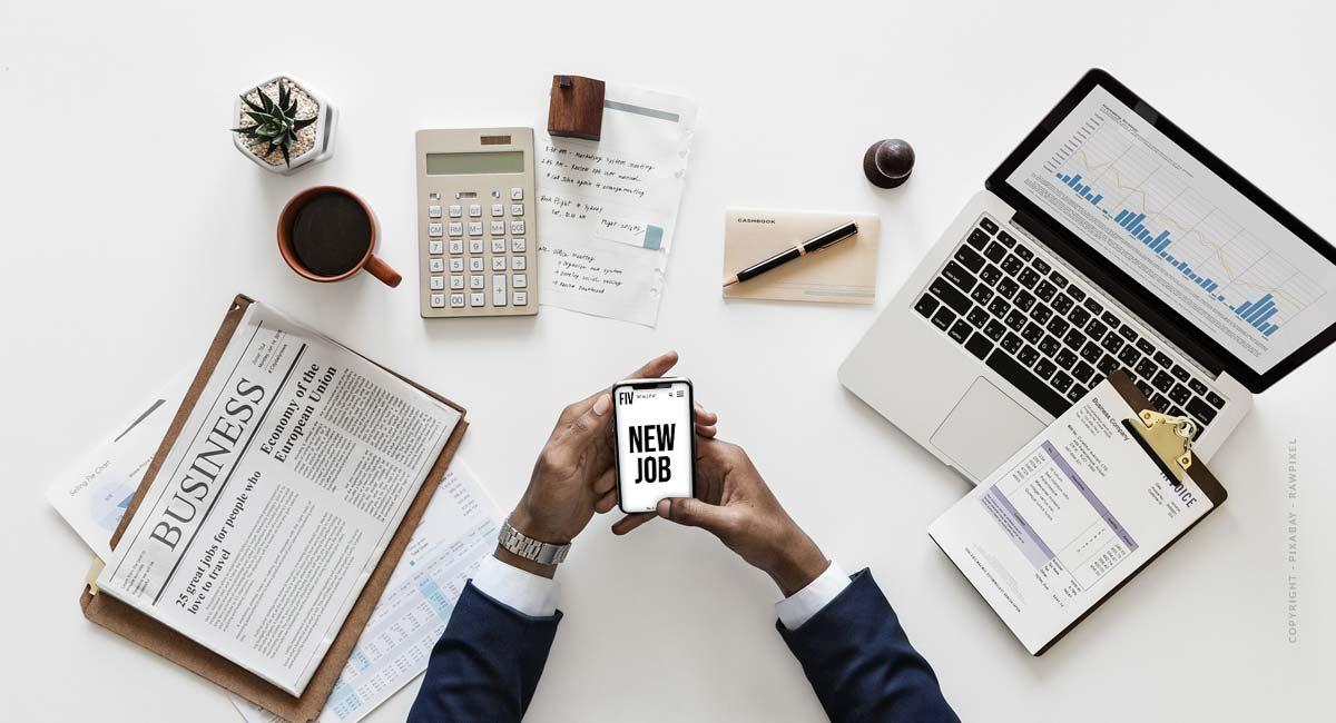 Neuer Job? Vorbereitung Bewerbungsgespräch - Online & kostenlos