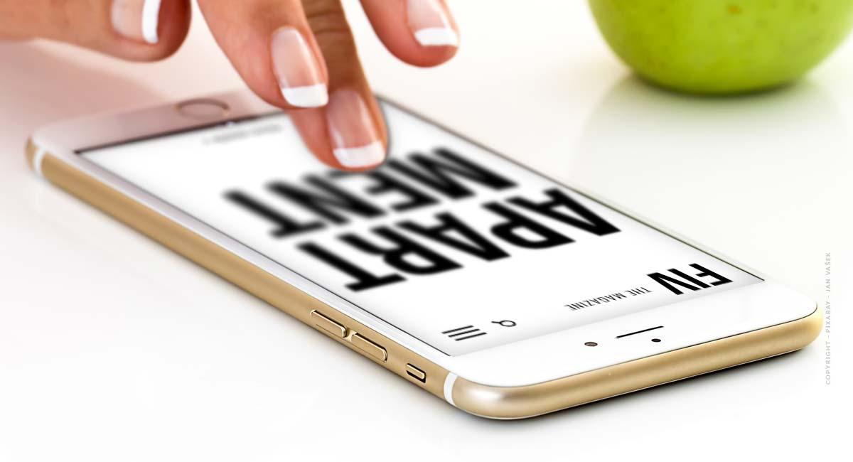 Neue Wohnung? Vorbereitung auf Besichtigung und Vermieter: Fragen App - Online & kostenlos