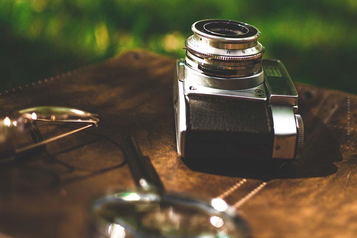 Outdoor Fotografie: Ausrüstung, Technik für Anfänger