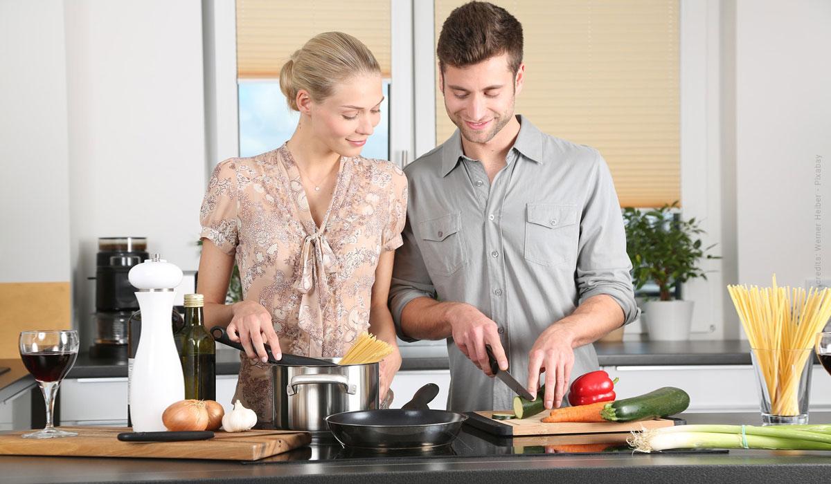 Gesunder Lebensstil, Kochbücher und Sport Programme - Weightwatchers