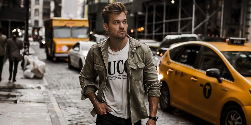 Jonas Maier: Influencer & Männermodel - Mode, Lifestyle, Fitness & Reisen