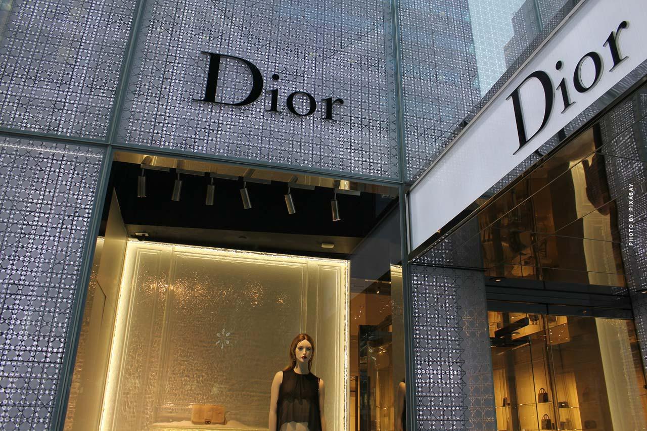 Christian Dior - bahnbrechende und zeitlose Designs, groβe Auswahl von Kleidung bis zu den vorzüglichsten Düften