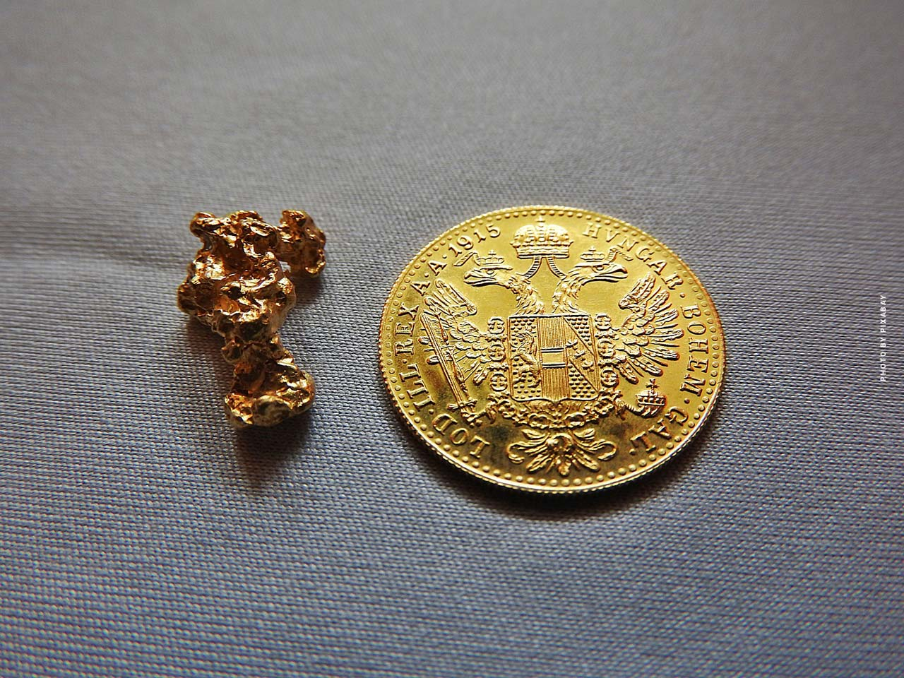 Kapitalanlage Edelmetalle: Gold, Silber, Platin & Palladium - Aktueller Kurs