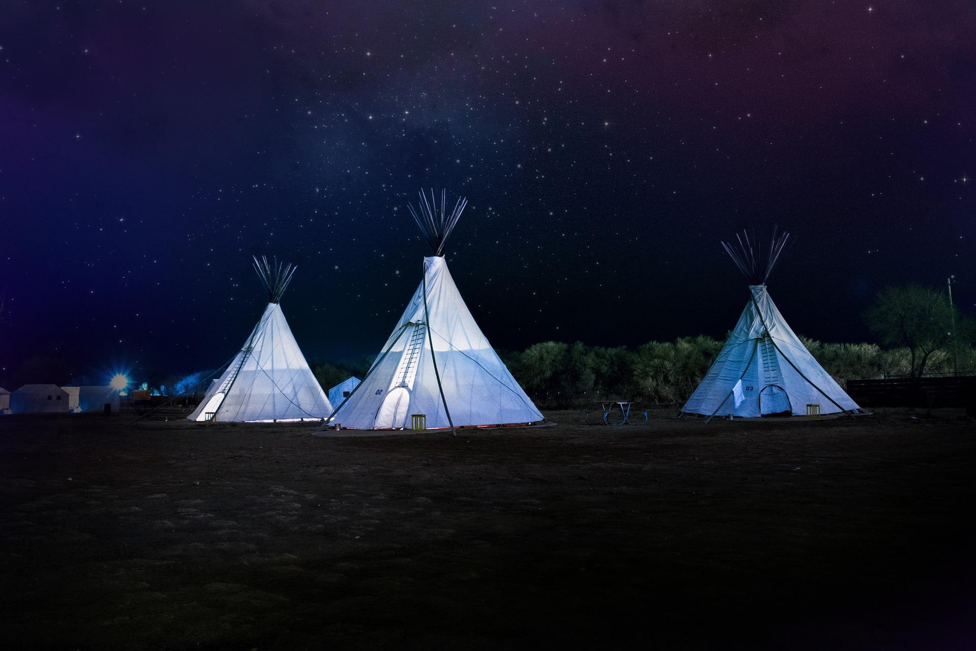 Glamping: Luxus Camping - Unterkünfte in Holland, Frankreich & am Meer