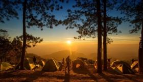 Camping im Zelt: Schlafsäcke, Isomatten & Hängematten