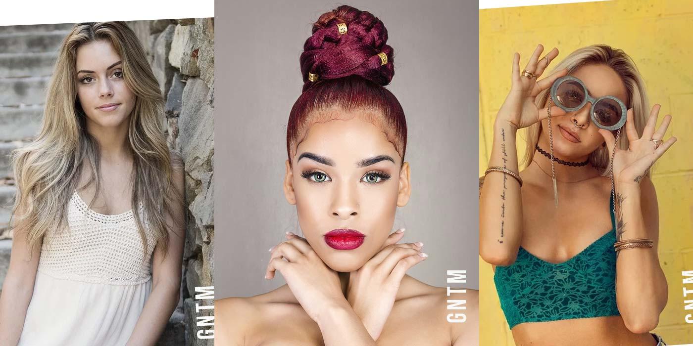 GNTM 2020 - Kandidatinnen und die Gewinnerinnen '20 von Germany's next Topmodel