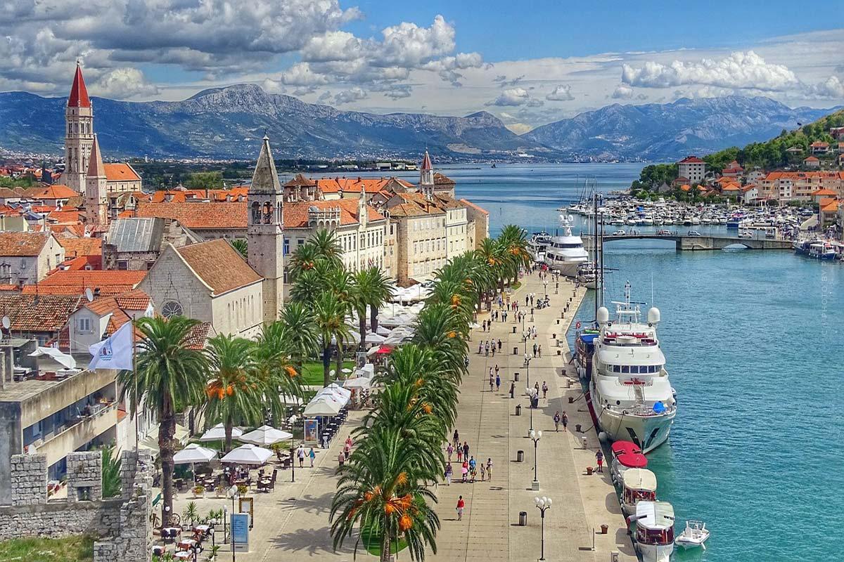 Kroatien: Sehenswürdigkeiten, Ferienhäuser & Camping - Reisetipps für den Urlaub
