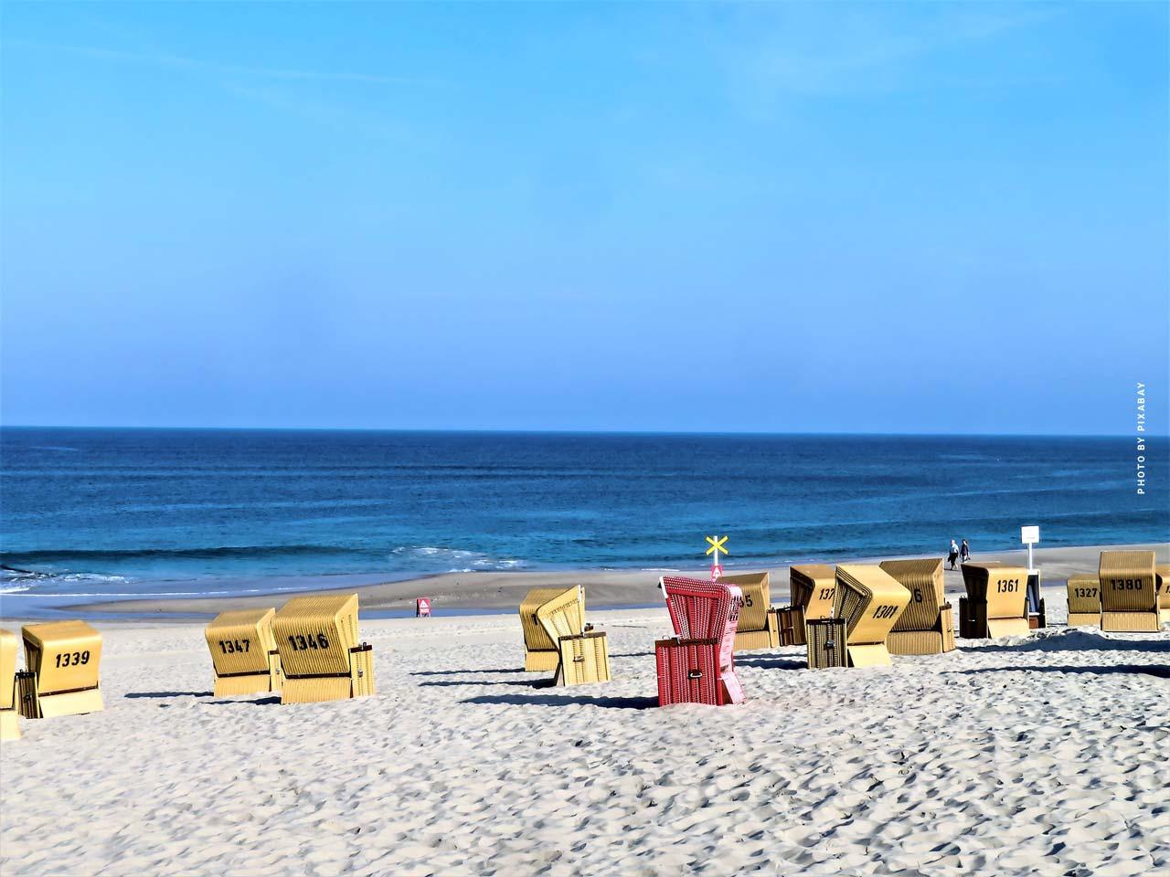 Nordsee Urlaub: Sehenswürdigkeiten, Ferienwohnungen & Häuser, Campingplätze & Co.