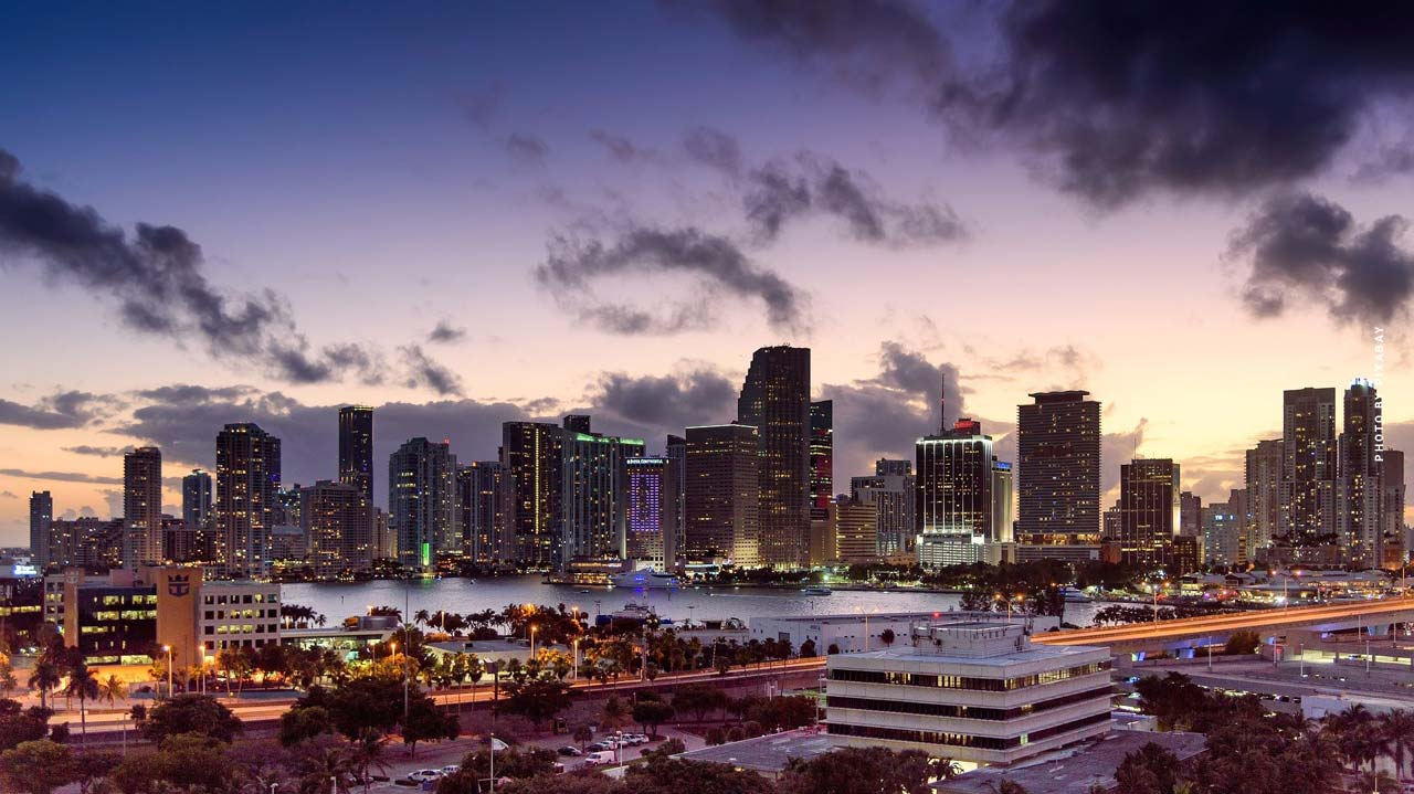 Miami: Urlaub in der City, Beach, Sehenswürdigkeiten, Karte & Wetter - Tipps