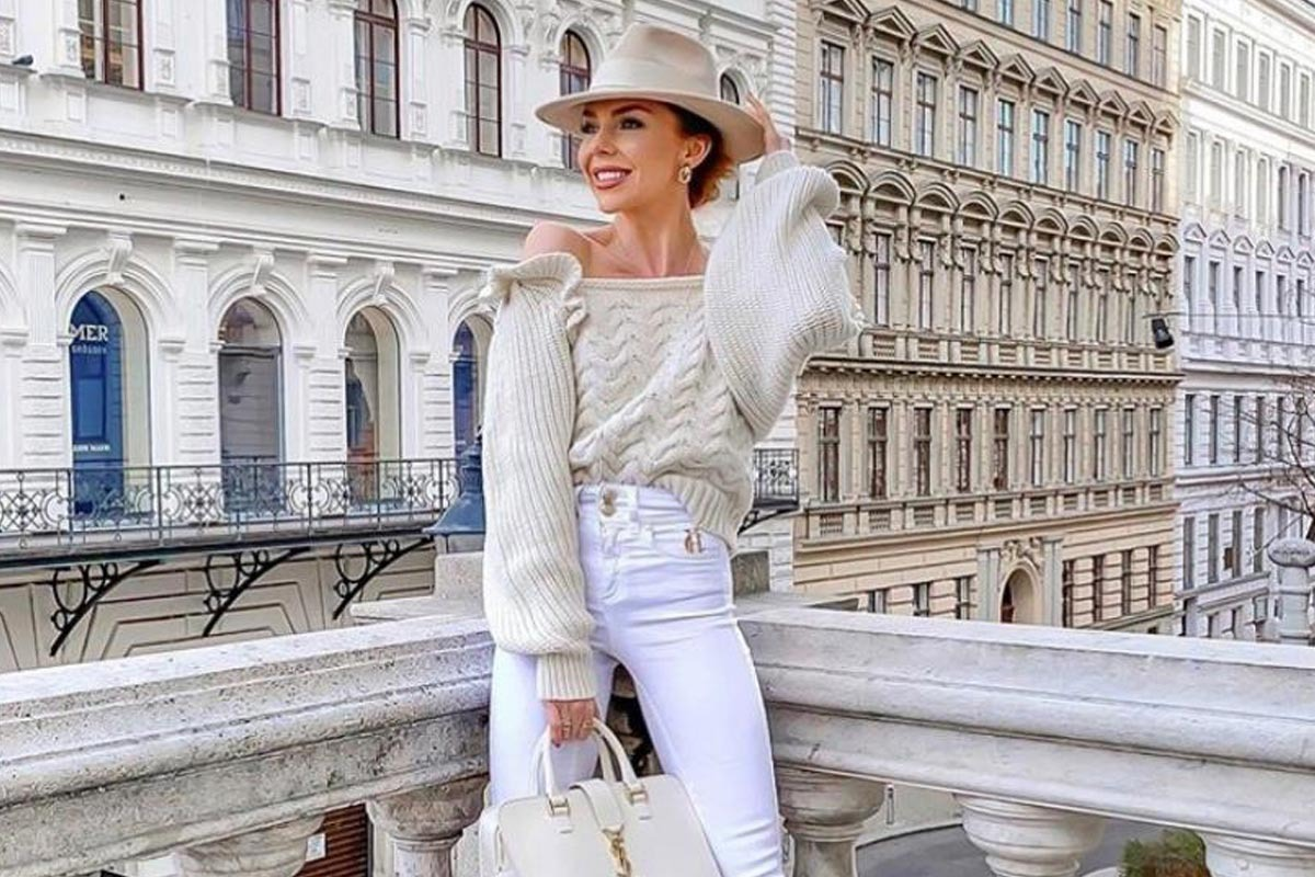 Fashion interview Laura Blair